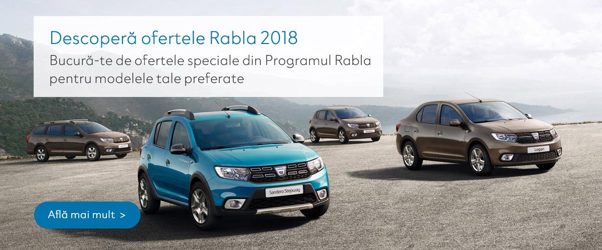 Programul Rabla 2018
