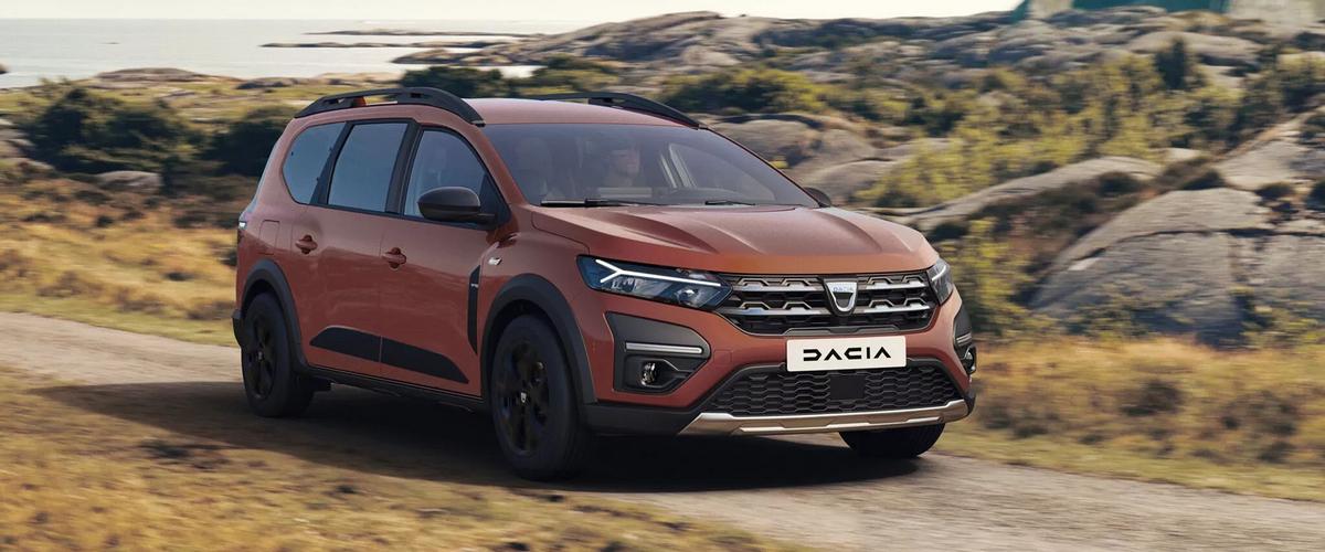 Dacia Noua Dacia Jogger