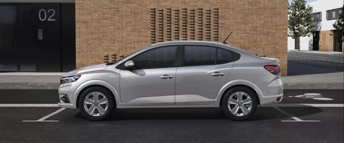 Dacia Noul Logan 2020